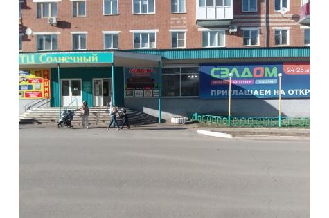 М.Горького переулок, дом 1