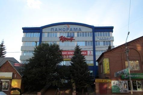 Улица Революционная, дом 37, ТЦ «Панорама», 3 этаж, на территории магазина Корпорации