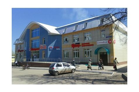 Улица Т.Ялчыгола, дом 11, ТЦ