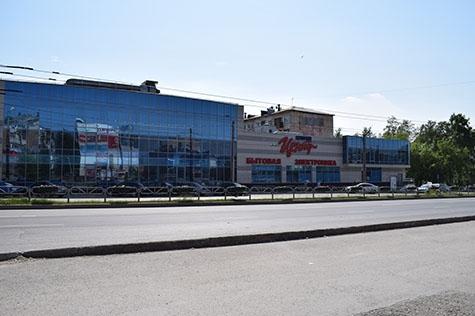 Улица Юбилейная, дом 26, строение А, ТЦ «Молодежный», 2 этаж, на территории магазина Корпорации
