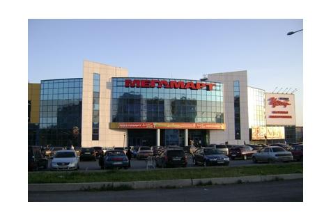 Проспект Ленинградский, дом 28, ТЦ «МегаМарт», 2 этаж, на территории магазина Корпорации