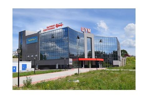 Улица 20-летия Победы, дом 117, строение Б, ТЦ «Экватор», 1 этаж, на территории магазина Корпорации