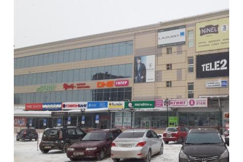 Улица Калинина, дом 105, строение А, ТЦ МегаМолл, 1 этаж, на территории магазина Корпорации