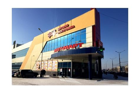 Проспект Победы, дом 33, строение А, ТЦ «МегаМарт», 2 этаж, на территории магазина Корпорации