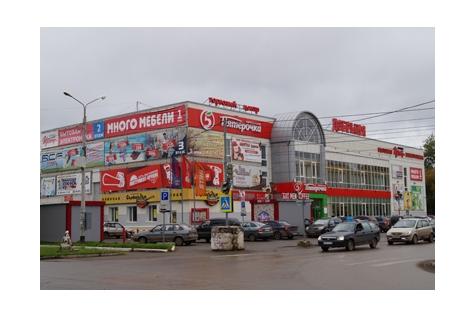 Улица Геофизиков, дом 6, ТЦ «Добрыня», 2 этаж, на территории магазина Корпорации