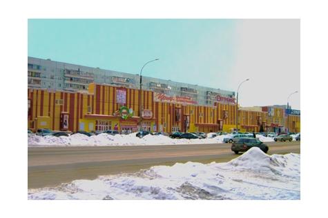 Проспект Ульяновский, дом 16, ТЦ «Оптимус», 2 этаж, на территории магазина Корпорации